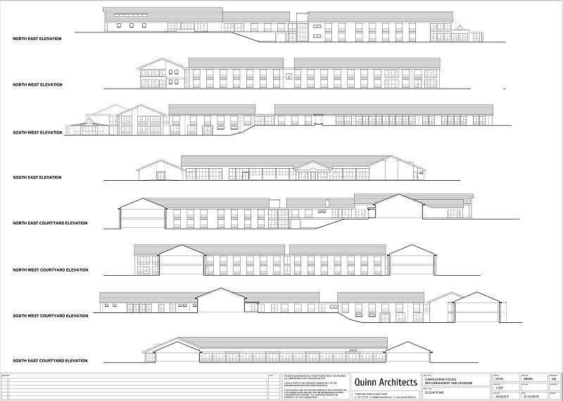 Nursing home elevation