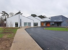 6 Bed Childrens Respite Home for St. Gabriel's School.